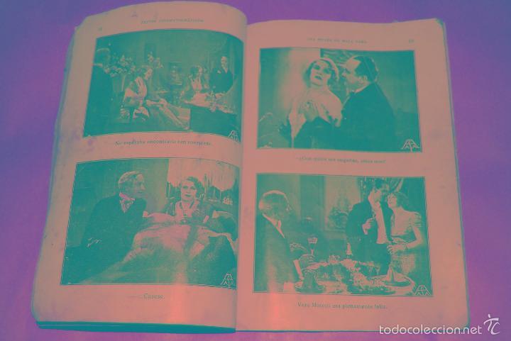 Cine: NOVELA - EXITOS CINEMATOGRAFICOS - UNA MUJER DE MALA FAMA MADY CHRISTIANS EDICIONES BISTAGNE AÑOS 30 - Foto 5 - 56779878