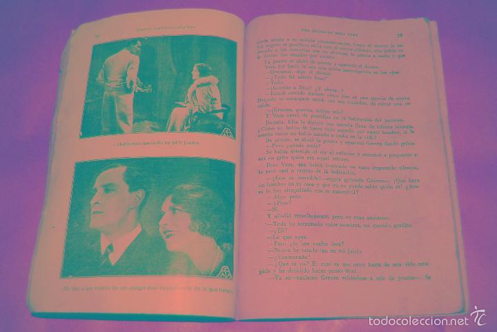 Cine: NOVELA - EXITOS CINEMATOGRAFICOS - UNA MUJER DE MALA FAMA MADY CHRISTIANS EDICIONES BISTAGNE AÑOS 30 - Foto 6 - 56779878
