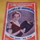 Cine: NOVELA - EXITOS CINEMATOGRAFICOS - LA CHICA DEL GUARDARROPA SALLY EILERS EDICIONES BISTAGNE AÑOS 30. Lote 56781756