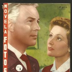 Cine: LA FAMILIA TRAPP FASCICULO 3. NOVELA FOTOFILM FOTONOVELA. EDICIONES SUEÑOS ROSADOS, FHER 1958. Lote 57280962