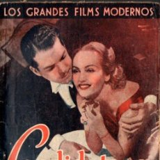Cine: CAROLE LOMBARD / FRED MAC MURRAY : CANDIDATA A MILLONARIA. Lote 58546586