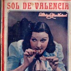 Cine: MARUJA GOMEZ : SOL DE VALENCIA. Lote 58546669