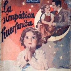 Cine: SHIRLEY TEMPLE : LA SIMPÁTICA HUERFANITA. Lote 58546732