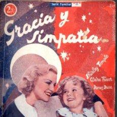 Cine: SHIRLEY TEMPLE : GRACIA Y SIMPATÍA. Lote 58546739