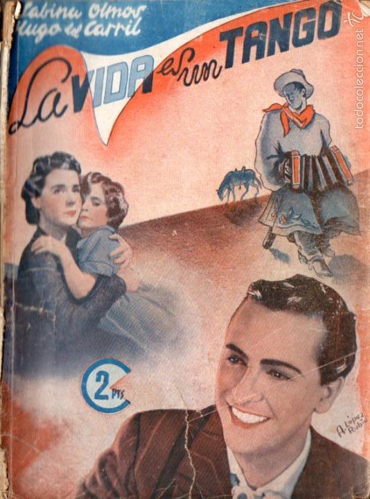 Risultati immagini per La Vida es un Tango pelicula