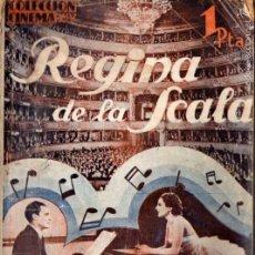 Cine: MARGARITA CAROSIO : REGINA DE LA SCALA. Lote 58546778