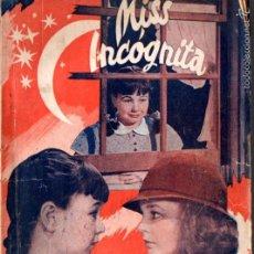 Cine: JANE WITERS / JANE DARWELL : MISS INCÓGNITA. Lote 58547024