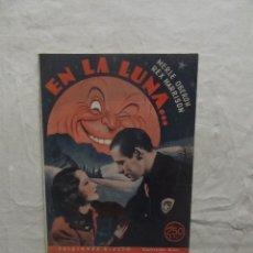 Cine: EN LA LUNA CON MERLE OBERON Y REX HARRISON . Lote 62146588