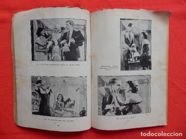 Cine: todo corazon, novela ediciones bistagne, jean parker james dunn, años 30 - Foto 3 - 64781899