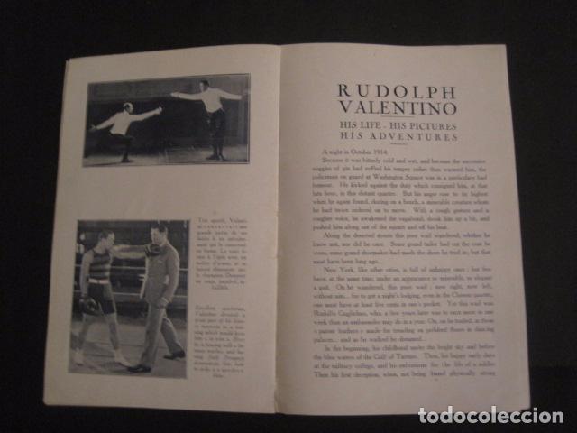 Cine: RODOLFO VALENTINO-SUS FILMS - SU VIDA - SU AVENTURA - VER FOTOS - (V- 7294) - Foto 6 - 65943638