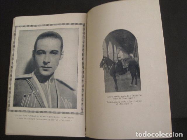 Cine: RODOLFO VALENTINO-SUS FILMS - SU VIDA - SU AVENTURA - VER FOTOS - (V- 7294) - Foto 11 - 65943638