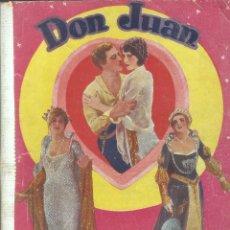 Cine: DON JUAN. EL BURLADOR DE SEVILLA - JOHN BARRYMORE - EDICIONES BISTAGNE 1 1927.. Lote 67467877