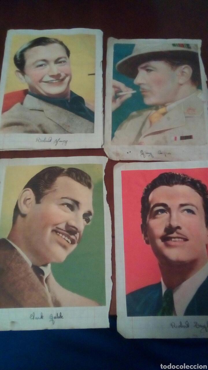 Cine: 32Foto cromos actores originales años 30 y 40 - Foto 4 - 68414406