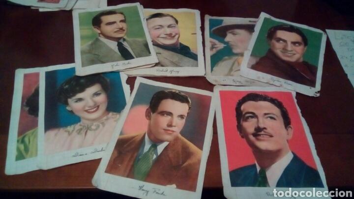 Cine: 32Foto cromos actores originales años 30 y 40 - Foto 6 - 68414406