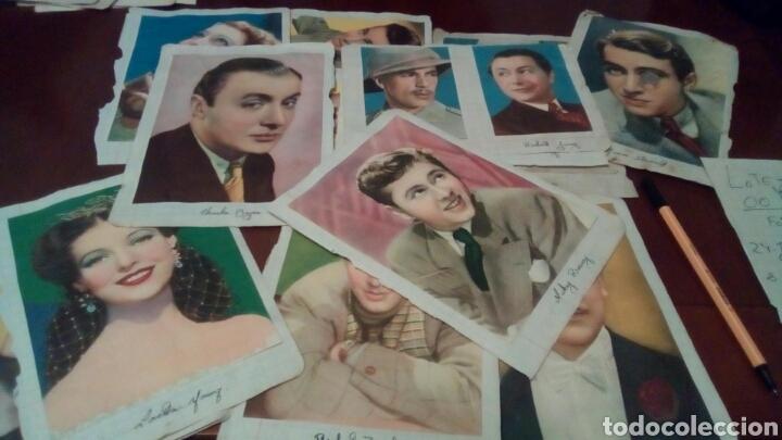 Cine: 32Foto cromos actores originales años 30 y 40 - Foto 7 - 68414406