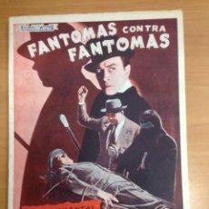 Cine: NOVELA PELICULA FANTOMAS CONTRA FANTOMAS EDITORIAL ALAS. Lote 69277745