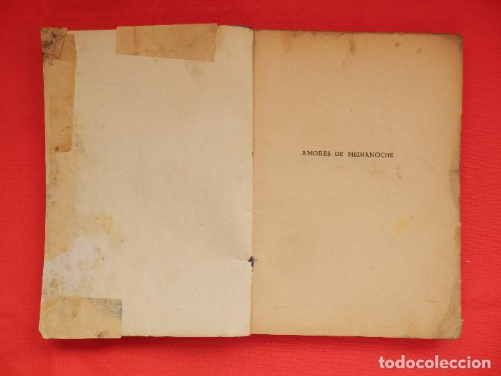 Cine: amores de medianoche, novela edic. bistagne, danielle parola pierre batcheff - Foto 2 - 72403411