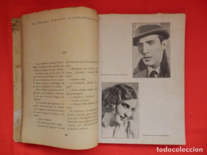 Cine: amores de medianoche, novela edic. bistagne, danielle parola pierre batcheff - Foto 3 - 72403411