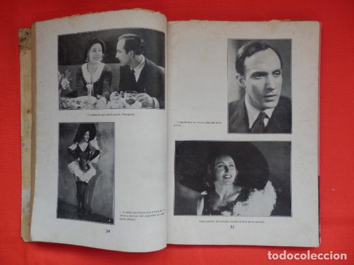 Cine: amores de medianoche, novela edic. bistagne, danielle parola pierre batcheff - Foto 4 - 72403411