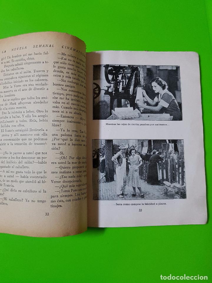 Cine: Amor en Venta (1931) Clark Gable y Joan Crawford. Film Novelado en unas 50 pgs. Rareza única aquí - Foto 4 - 72828487