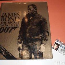 Cine: LIBRO PELICULAS DE JAMES BOND AGENTE 007. Lote 75687295