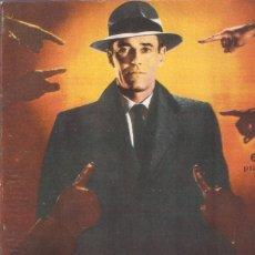 Cine: FALSO CULPABLE - HENRY FONDA, VERA MILES - COLECCIÓN FOTOFILM DE BOLSILLO, Nº 21, ED. MANDOLINA 1959. Lote 80276993