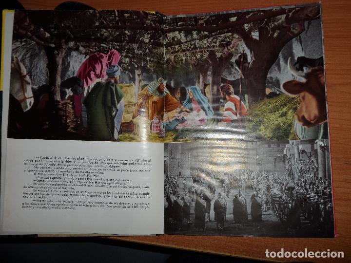 Cine: BEN-HUR - LEWIS WALLACE - EDITORIAL MAUCCI- 1960 (CON IMÁGENES DE LA PELÍCULA) - Foto 4 - 80701510