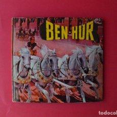 Cine: BEN-HUR COLECCIÓN SENDAS MILAGROSAS - EDITORIAL BETIS 1960 . Lote 84810384