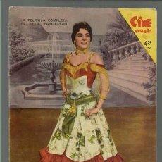Cine: CINE ENSUEÑO, AQUELLOS TIEMPOS DEL CUPLE, FASCICULO 1 DE 6, 1958, BUEN ESTADO. Lote 86795364
