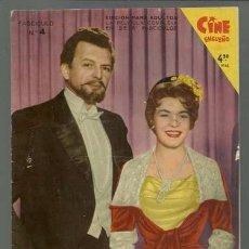 Cine: CINE ENSUEÑO, AQUELLOS TIEMPOS DEL CUPLE, FASCICULO 4 DE 6, 1958, BUEN ESTADO. Lote 86795632