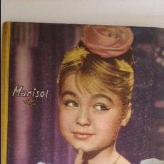 Cine: MARISOL EN UN RAYO DE LUZ. COLECCIÓN CINEXITO. NÚM. 1. COMPLETO CON 16 FOTOS B/N. 1963. Lote 87339068