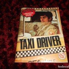 Cinema: TAXI DRIVER RICHARD ELMAN. BOOM LIBRO-REVISTA SEMANAL. SEDMAY EDICIONES 1976 174 PÁGS. ADAPTACIÓN. Lote 172608342