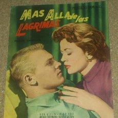 Cine: COLECCION PELICULAS FAMOSAS Nº 3-MAS ALLÁ DE LAS LAGRIMAS - MANDOLINA 1959 -ORIGINAL EN BUEN ESTADO. Lote 93003495