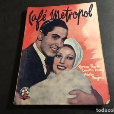 Cine: CAFE METROPOL (TYRONE POWER, LORETTA YOUNG) (COI34). Lote 95414511