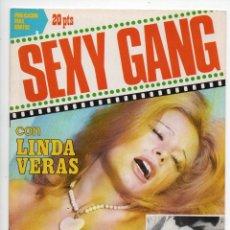 Cine: SEXY GANG - LINDA VERAS. Lote 103609691