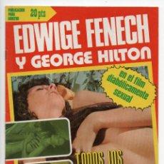 Cine: TODOS LOS COLORES DE LA OSCURIDAD - EDWIGE FENECH. Lote 103609959