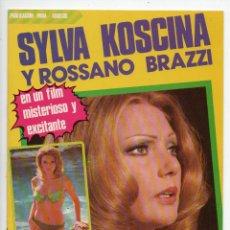 Cine: EL SEXO DEL DIABLO - SYLVA KOSCINA - ROSSANO BRAZZI. Lote 103610971