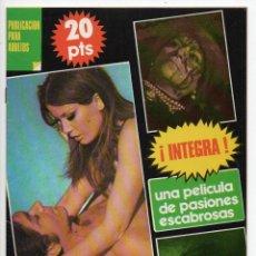 Cine: MATA AL MACHO Y LO DEVORA - MARISA MELL - STEPHEN BOYD. Lote 103611191