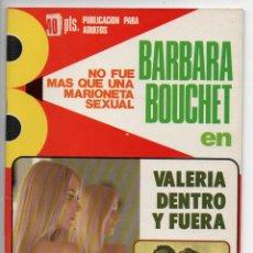 Cine: VALERIA DENTRO Y FUERA - BARBARA BOUCHET - ERNA SCHURER - PIER PAOLO CAPPONI. Lote 103613139