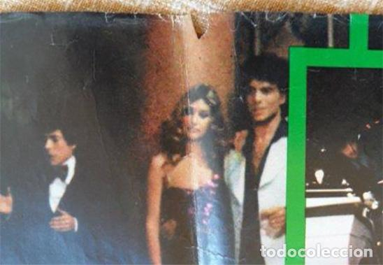 Cine: Disco Music Fever (Disco Delirio), Italian Photobusta, Folded, 1979, Oscar Roy - Foto 4 - 110051923