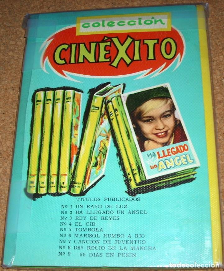 Cine: ROCIO DURCAL-Dª ROCIO DE LA MANCHA -CINEXITO 8- EDIT.FELICIDAD 1963 ORIGINAL -FOTOS PELICULA Y TEXTO - Foto 2 - 110311495