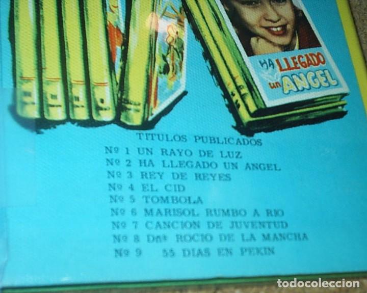 Cine: ROCIO DURCAL-Dª ROCIO DE LA MANCHA -CINEXITO 8- EDIT.FELICIDAD 1963 ORIGINAL -FOTOS PELICULA Y TEXTO - Foto 3 - 110311495