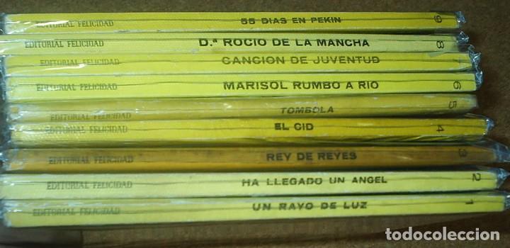 Cine: ROCIO DURCAL-Dª ROCIO DE LA MANCHA -CINEXITO 8- EDIT.FELICIDAD 1963 ORIGINAL -FOTOS PELICULA Y TEXTO - Foto 4 - 110311495