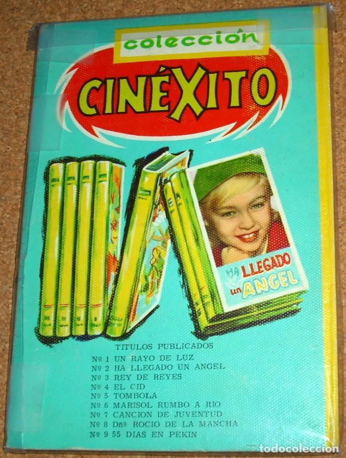 Cine: 55 DIAS EN PEKIN -CINEXITO 9- EDIT.FELICIDAD 1963 ORIGINAL -FOTOS PELICULA Y TEXTO- LEER - Foto 2 - 110312511