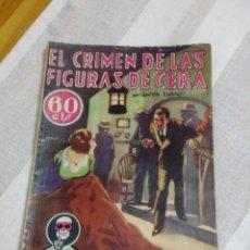 Cine: EL CRIMEN DE LAS FIGURAS DE CERA. AÑOS 30/40. Lote 110673687