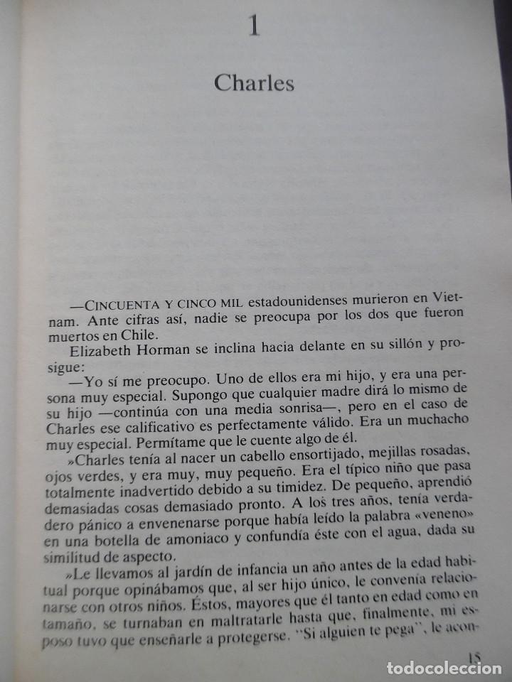 Cine: MISSING, DE THOMAS HAUSER, NOVELA DE LA PELÍCULA DE COSTA-GAVRAS CON JACK LEMMON. ALLENDE. - Foto 7 - 114666155