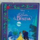 Cine: LA BELLA Y LA BESTIA DISNEY EDITORIAL EVEREST. Lote 120868306