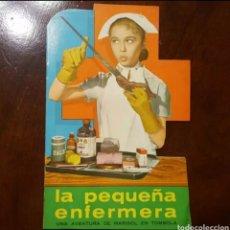 Cine: LIBRO / CUENTO TROQUELADO - PELÍCULA LA PEQUEÑA ENFERMERA - MARISOL - ED. FHER, AÑO 1962. Lote 125158064