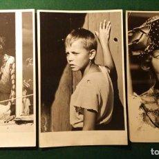 Cine: FOTO FILM ORIGINALES DE ELSA TURAKAINEN Y TUUKKA TANNER. Lote 125245823