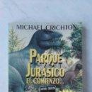 Cine: PARQUE JURÁSICO EL COMIENZO.... Lote 125347096